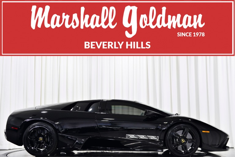 Used 2007 Lamborghini Murcielago LP640 Versace Edition for sale $398,900 at Marshall Goldman Cleveland in Cleveland OH