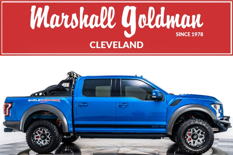 Used 2020 Ford F-150 Shelby Baja Raptor SuperCrew for sale $129,900 at Marshall Goldman Cleveland in Cleveland OH