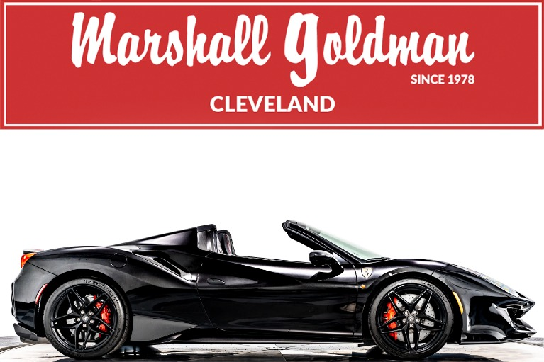 Used 2020 Ferrari 488 Pista Spider for sale $638,900 at Marshall Goldman Cleveland in Cleveland OH