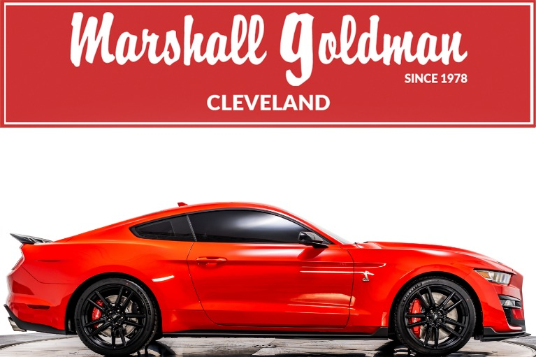 Used 2020 Ford Mustang Shelby GT500 for sale $99,900 at Marshall Goldman Cleveland in Cleveland OH