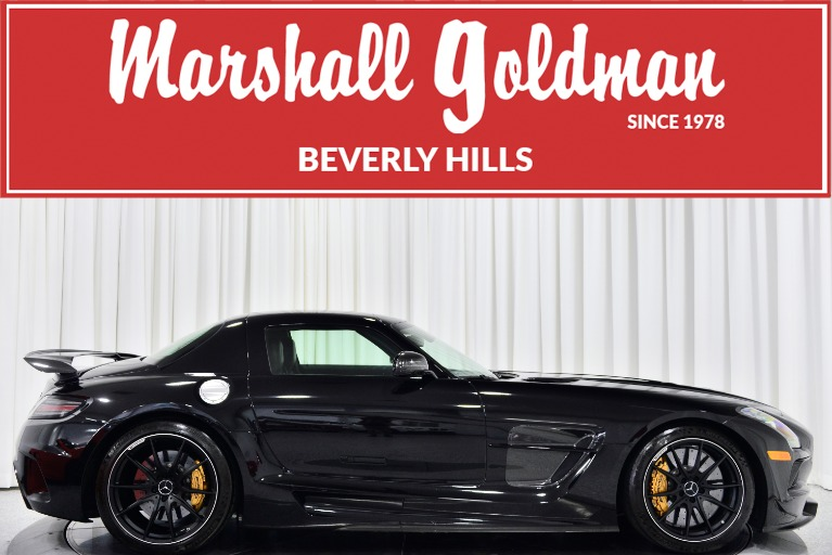 Used 2014 Mercedes-Benz SLS AMG Black Series for sale $545,900 at Marshall Goldman Cleveland in Cleveland OH