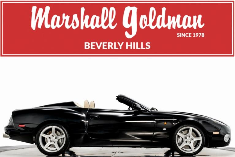 Used 2003 Aston Martin DB-AR1 Roadster for sale $248,900 at Marshall Goldman Cleveland in Cleveland OH