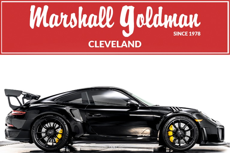 Used 2018 Porsche 911 GT2 RS Weissach for sale Call for price at Marshall Goldman Cleveland in Cleveland OH