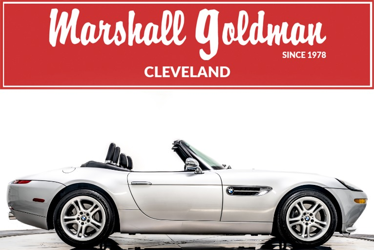 Used 2003 BMW Z8 for sale $279,900 at Marshall Goldman Cleveland in Cleveland OH