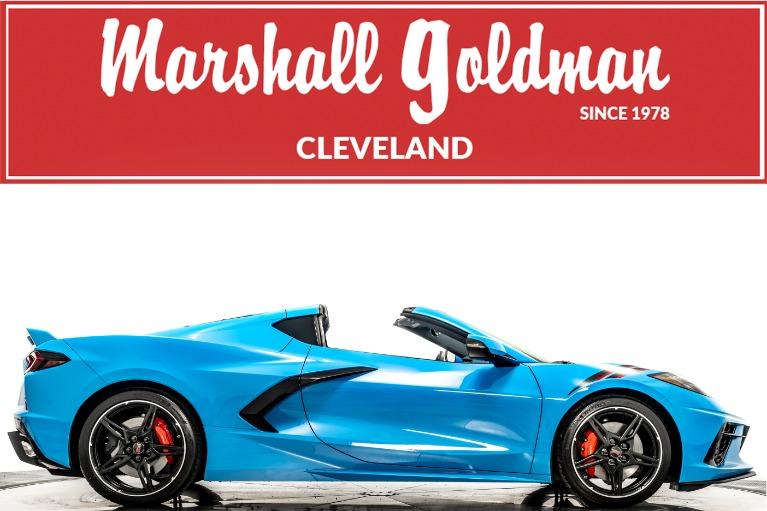 Used 2021 Chevrolet Corvette Stingray Z51 3LT for sale $128,900 at Marshall Goldman Cleveland in Cleveland OH