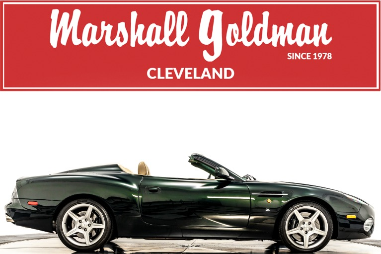 Used 2003 Aston Martin DB AR1 for sale $248,900 at Marshall Goldman Cleveland in Cleveland OH