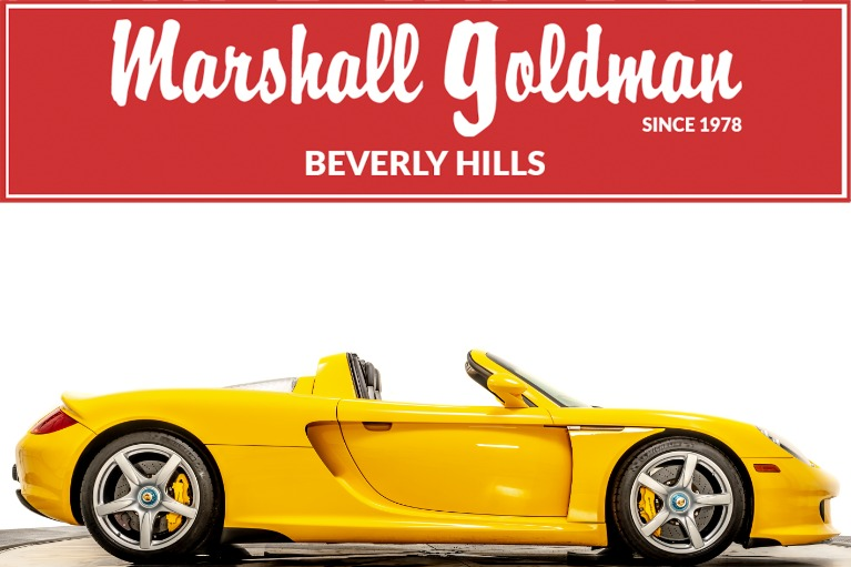Used 2005 Porsche Carrera GT for sale $1,485,900 at Marshall Goldman Cleveland in Cleveland OH
