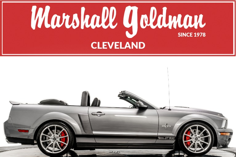 Used 2007 Ford Shelby GT500 Super Snake for sale $77,900 at Marshall Goldman Cleveland in Cleveland OH