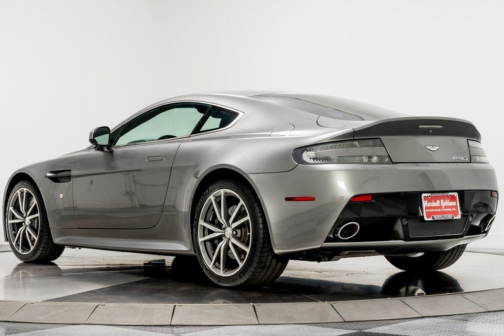 Used 2012 Aston Martin V8 Vantage S Coupe For Sale Sold Marshall Goldman Cleveland Stock 19923