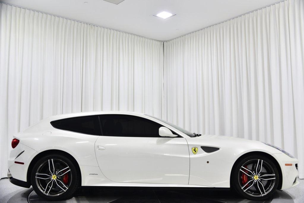 Used 2012 Ferrari Ff For Sale Sold Marshall Goldman Cleveland Stock B20249