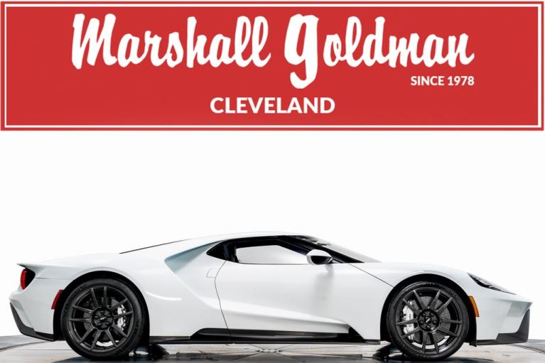 Used 2018 Ford GT for sale $997,900 at Marshall Goldman Cleveland in Cleveland OH