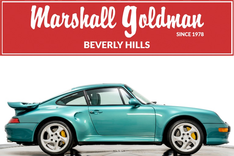 Used 1997 Porsche 911 Turbo S for sale $759,900 at Marshall Goldman Cleveland in Cleveland OH
