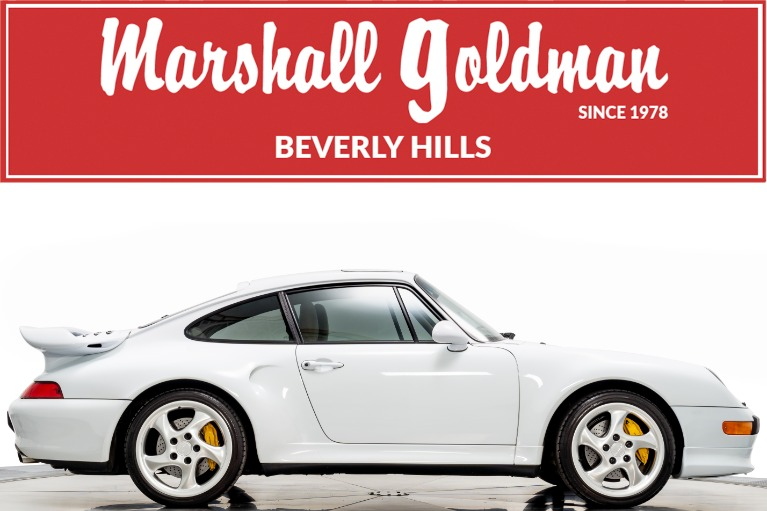 Used 1997 Porsche 911 Turbo S for sale $488,900 at Marshall Goldman Cleveland in Cleveland OH