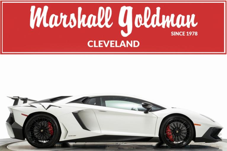 Used 2016 Lamborghini Aventador SV for sale $417,900 at Marshall Goldman Cleveland in Cleveland OH