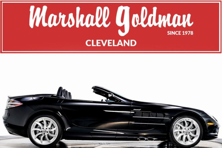 Used 2008 Mercedes-Benz SLR McLaren Roadster for sale $359,900 at Marshall Goldman Cleveland in Cleveland OH