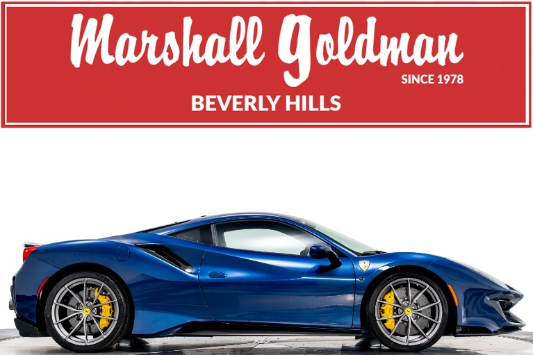 Used 2020 Ferrari 488 Pista for sale $437,900 at Marshall Goldman Cleveland in Cleveland OH