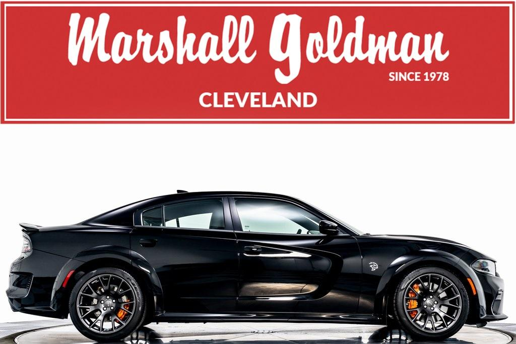 Used 2020 Dodge Charger Srt Hellcat Widebody For Sale Sold Marshall Goldman Cleveland Stock Stk144862