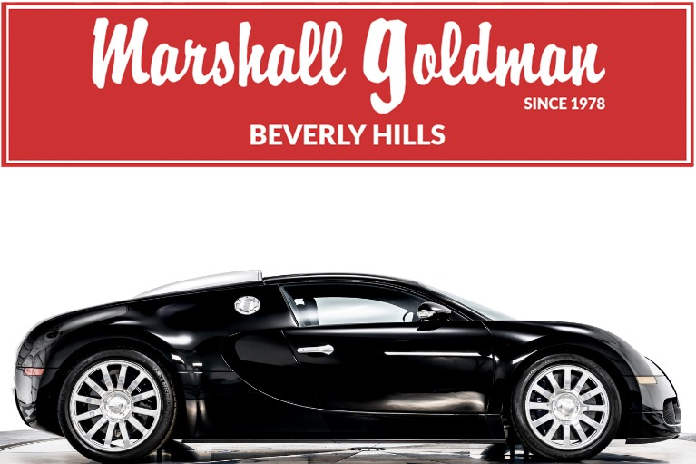 Used 2008 Bugatti Veyron 16.4 for sale $1,259,900 at Marshall Goldman Cleveland in Cleveland OH