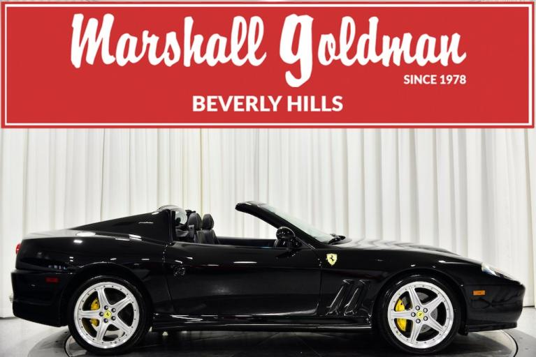 Used 2005 Ferrari 575 Superamerica for sale $288,900 at Marshall Goldman Cleveland in Cleveland OH