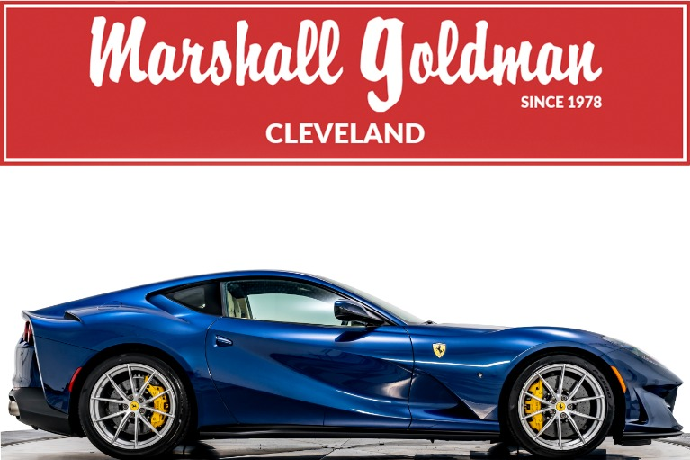 Used 2019 Ferrari 812 Superfast for sale $369,900 at Marshall Goldman Cleveland in Cleveland OH