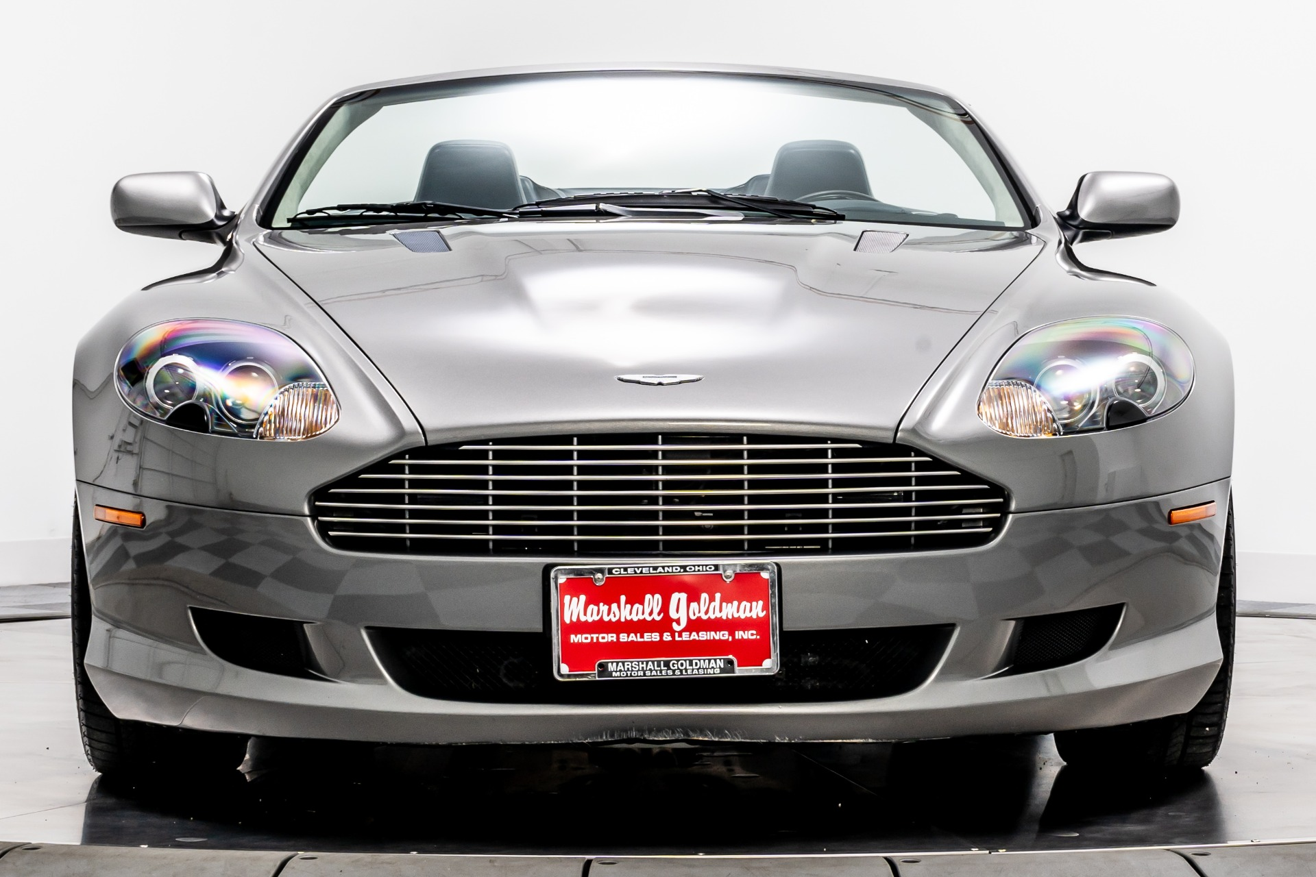 Used 2006 Aston Martin Db9 Volante For Sale Sold Marshall Goldman Cleveland Stock W20902