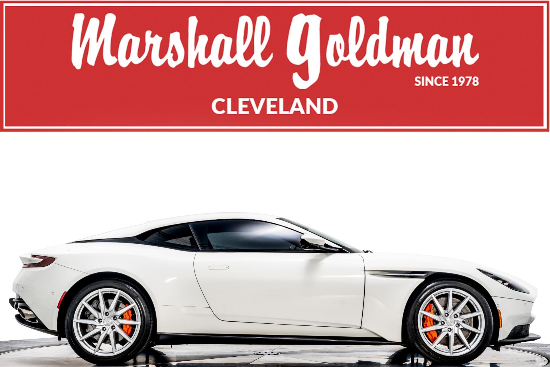 Used 2018 Aston Martin Db11 V8 For Sale Sold Marshall Goldman Cleveland Stock W20932