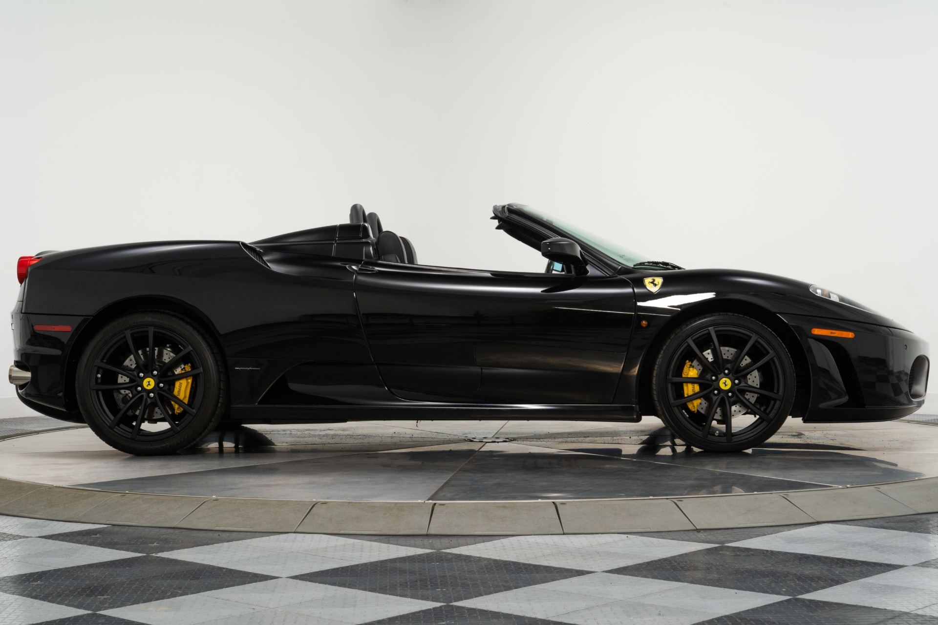 Used 2007 Ferrari F430 Spider For Sale Sold Marshall Goldman Cleveland Stock W20942
