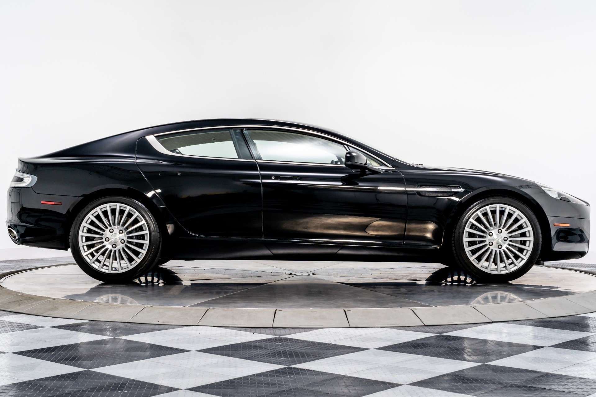 Used 2012 Aston Martin Rapide For Sale Sold Marshall Goldman Cleveland Stock W20982