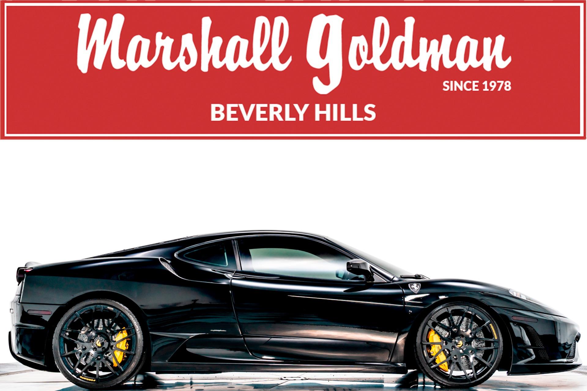 Used 2008 Ferrari F430 Scuderia For Sale Sold Marshall Goldman Cleveland Stock B21000