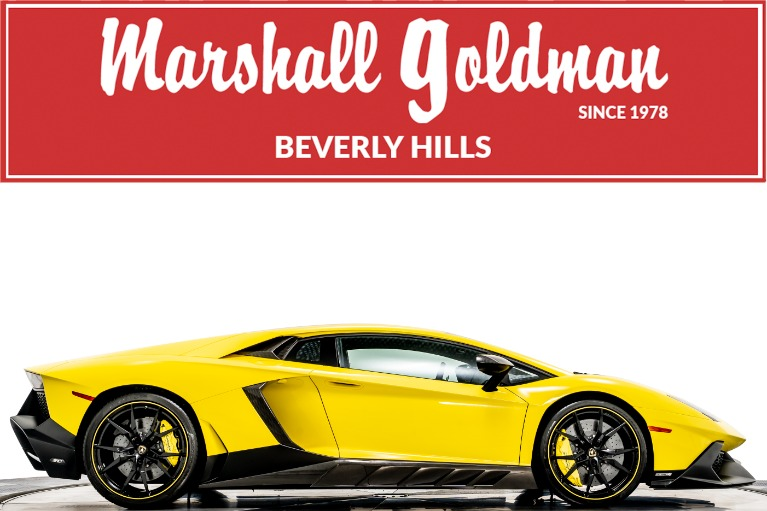 Used 2014 Lamborghini Aventador LP 720-4 50 Anniversario for sale $334,900 at Marshall Goldman Cleveland in Cleveland OH