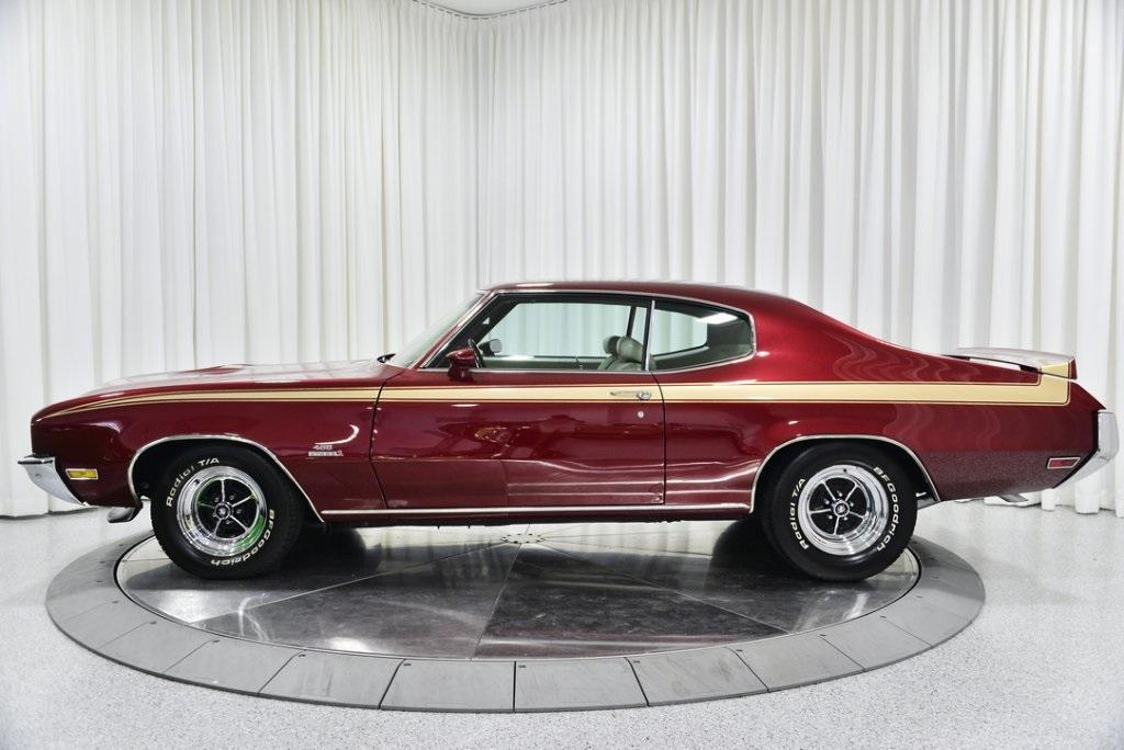 1970-1972 Buick GS 2DR Auto 02 Red Loop Mass