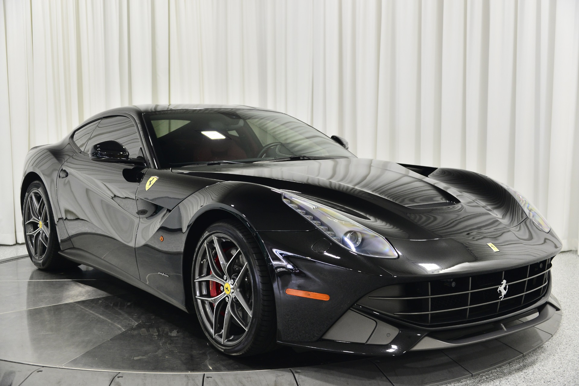 Used 2017 Ferrari F12berlinetta For Sale Sold Marshall Goldman Cleveland Stock B20794
