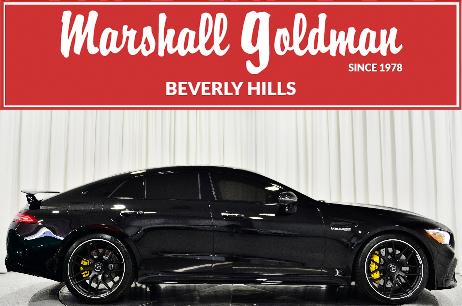 Used 2020 Mercedes Benz Amg Gt 63 S For Sale Sold Marshall Goldman Cleveland Stock B20792