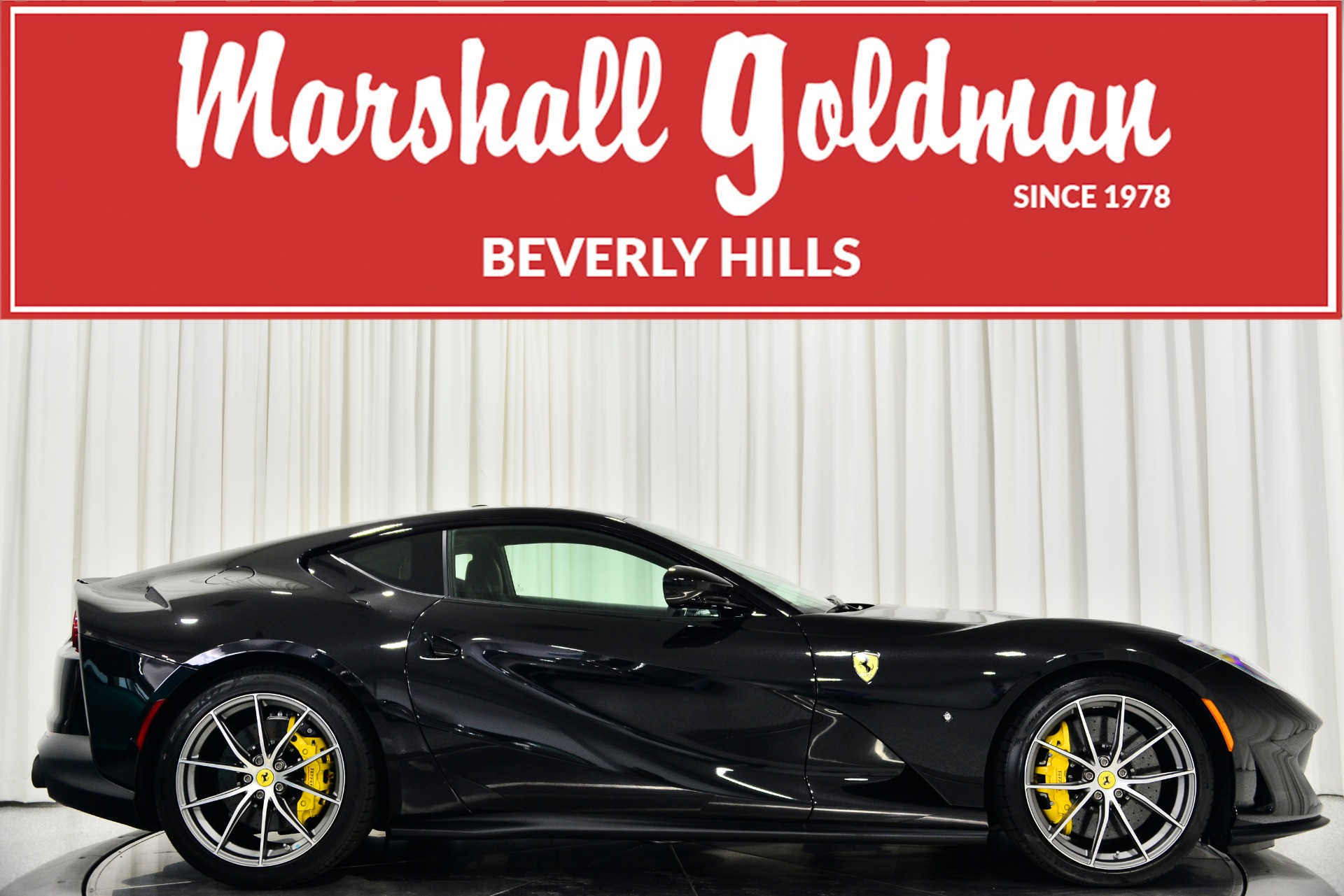 Used 2020 Ferrari 812 Superfast For Sale Sold Marshall Goldman Cleveland Stock B21167