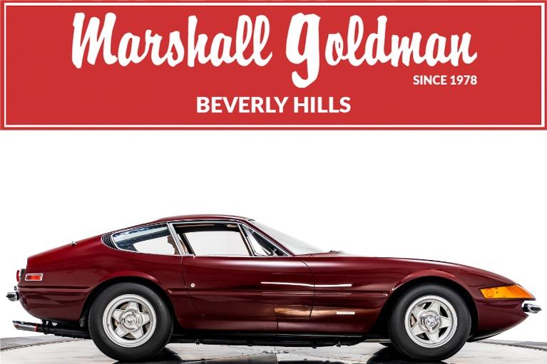 Used 1972 Ferrari 365 GTB/4 Daytona for sale $875,900 at Marshall Goldman Cleveland in Cleveland OH