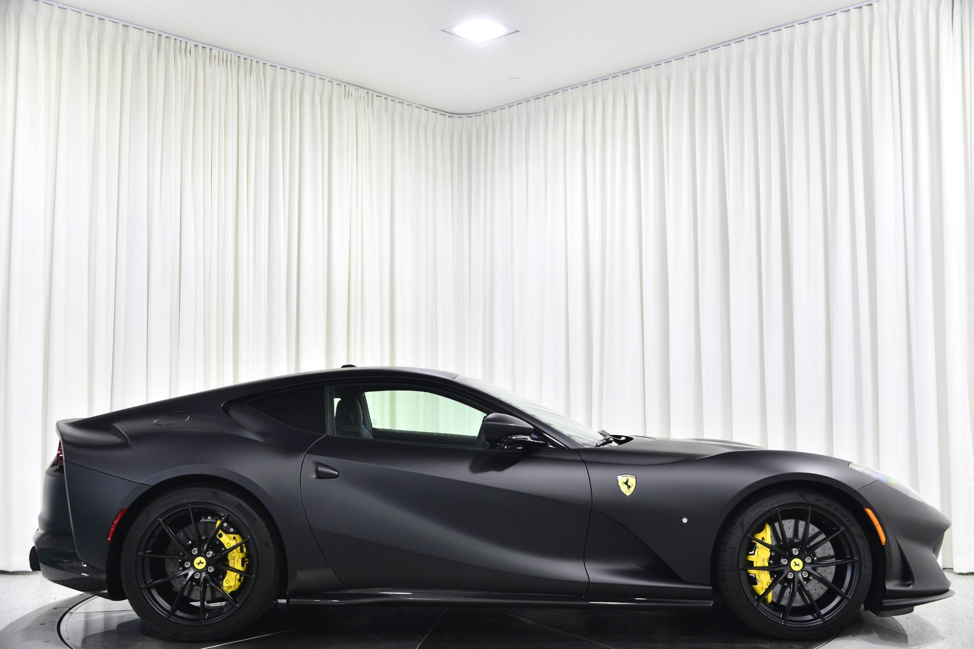 Used 2020 Ferrari 812 Superfast For Sale Sold Marshall Goldman Cleveland Stock B21206