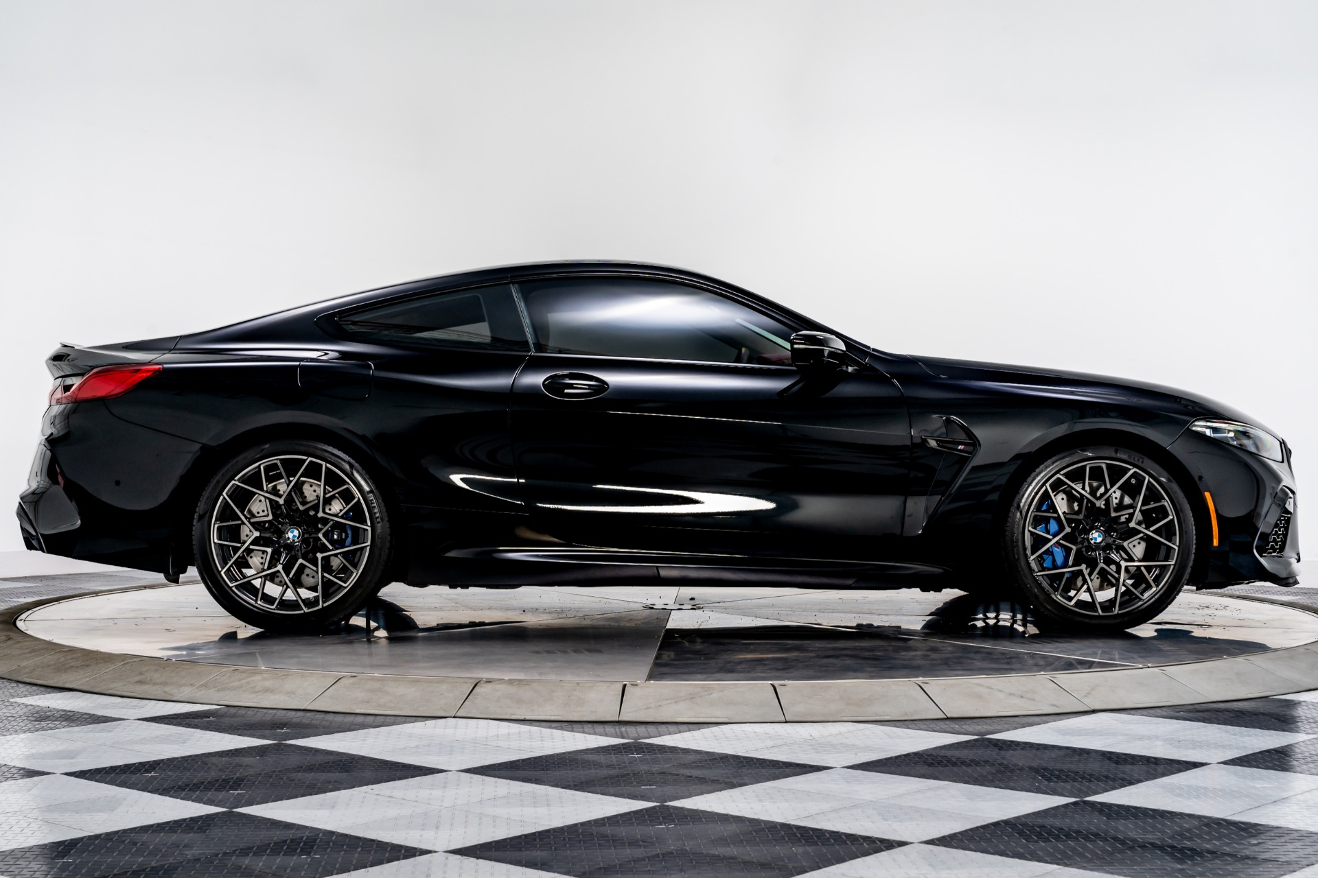 Used 2020 Bmw M8 Competition For Sale Sold Marshall Goldman Cleveland Stock W21269