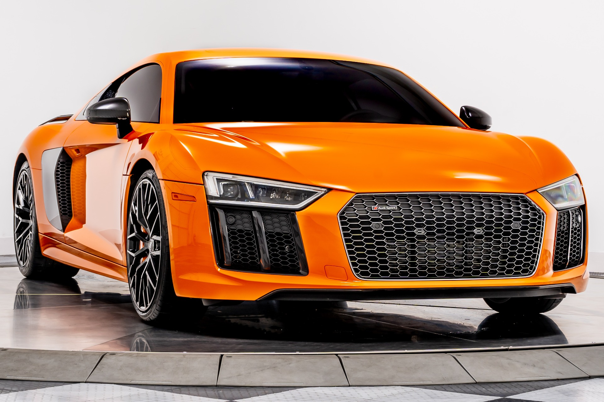 Used 2018 Audi R8 V10 Plus For Sale 174 900 Marshall Goldman Cleveland Stock W21356