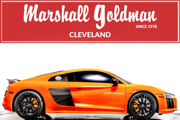 Used 2018 Audi R8 V10 Plus for sale $174,900 at Marshall Goldman Cleveland in Cleveland OH