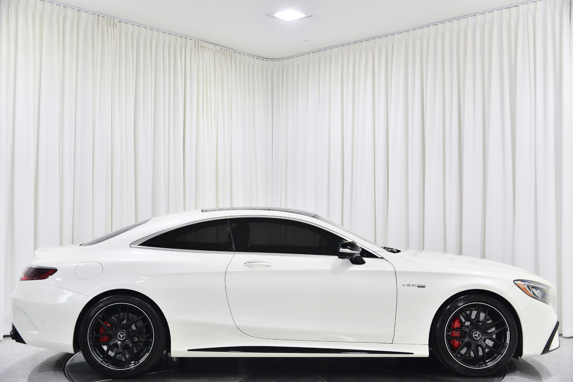 Used 2019 Mercedes Benz S63 Amg Coupe For Sale Sold Marshall Goldman Cleveland Stock B21369