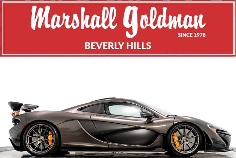 Used 2014 McLaren P1 for sale $1,485,900 at Marshall Goldman Cleveland in Cleveland OH