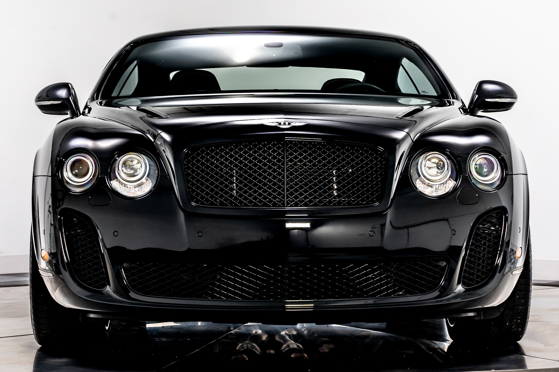 Used 2010 Bentley Continental Supersports For Sale Sold Marshall Goldman Cleveland Stock W21403