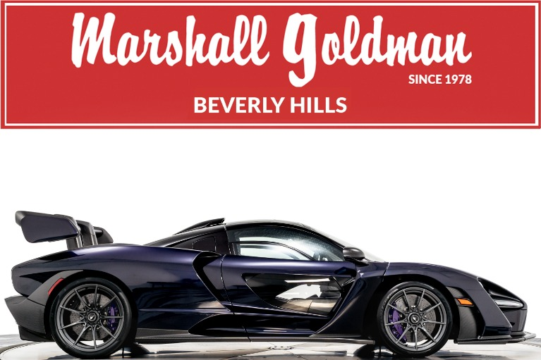 Used 2019 McLaren Senna for sale $1,185,900 at Marshall Goldman Cleveland in Cleveland OH