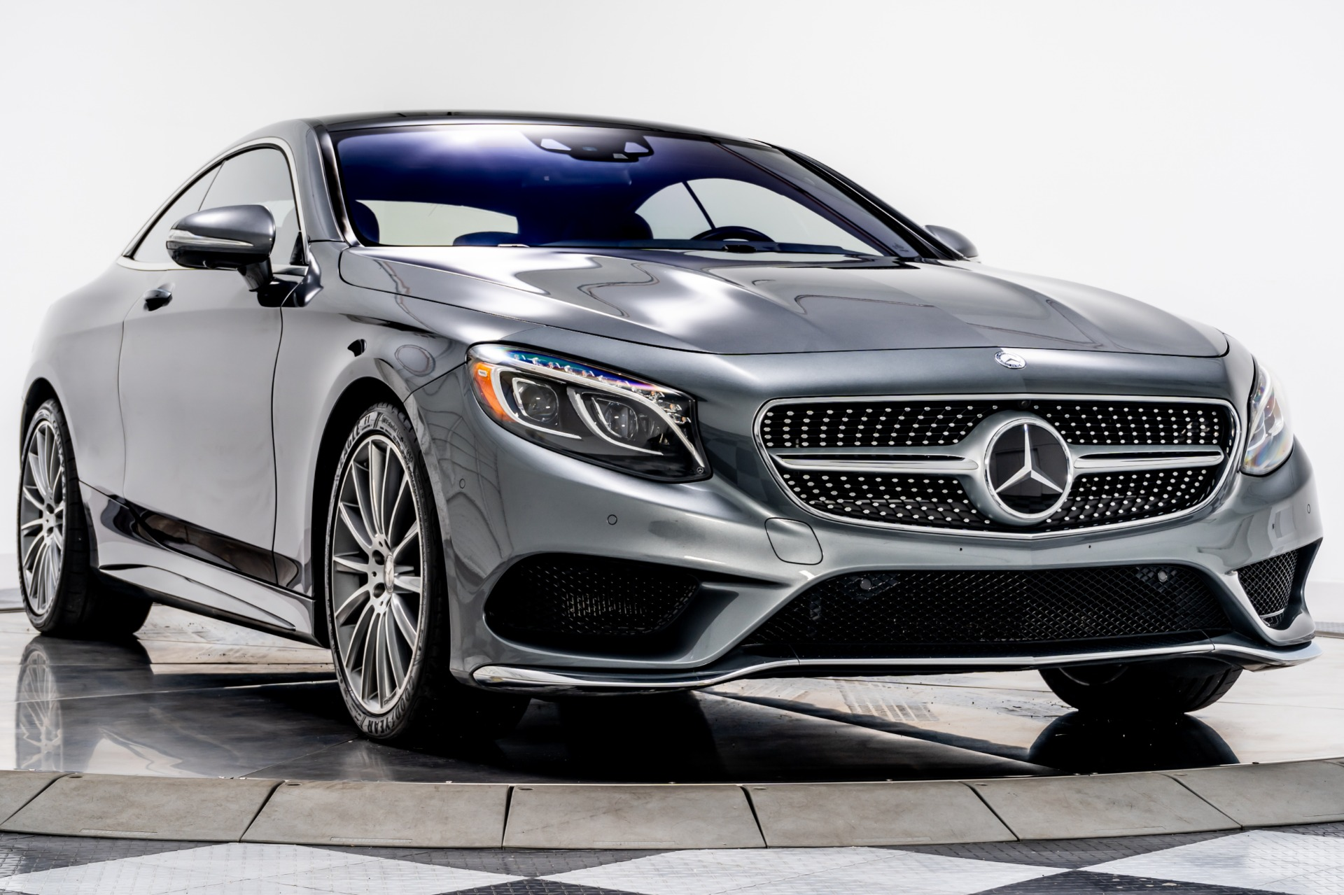 Used 2016 Mercedes Benz S550 Coupe For Sale 69 900 Marshall Goldman Cleveland Stock 21482